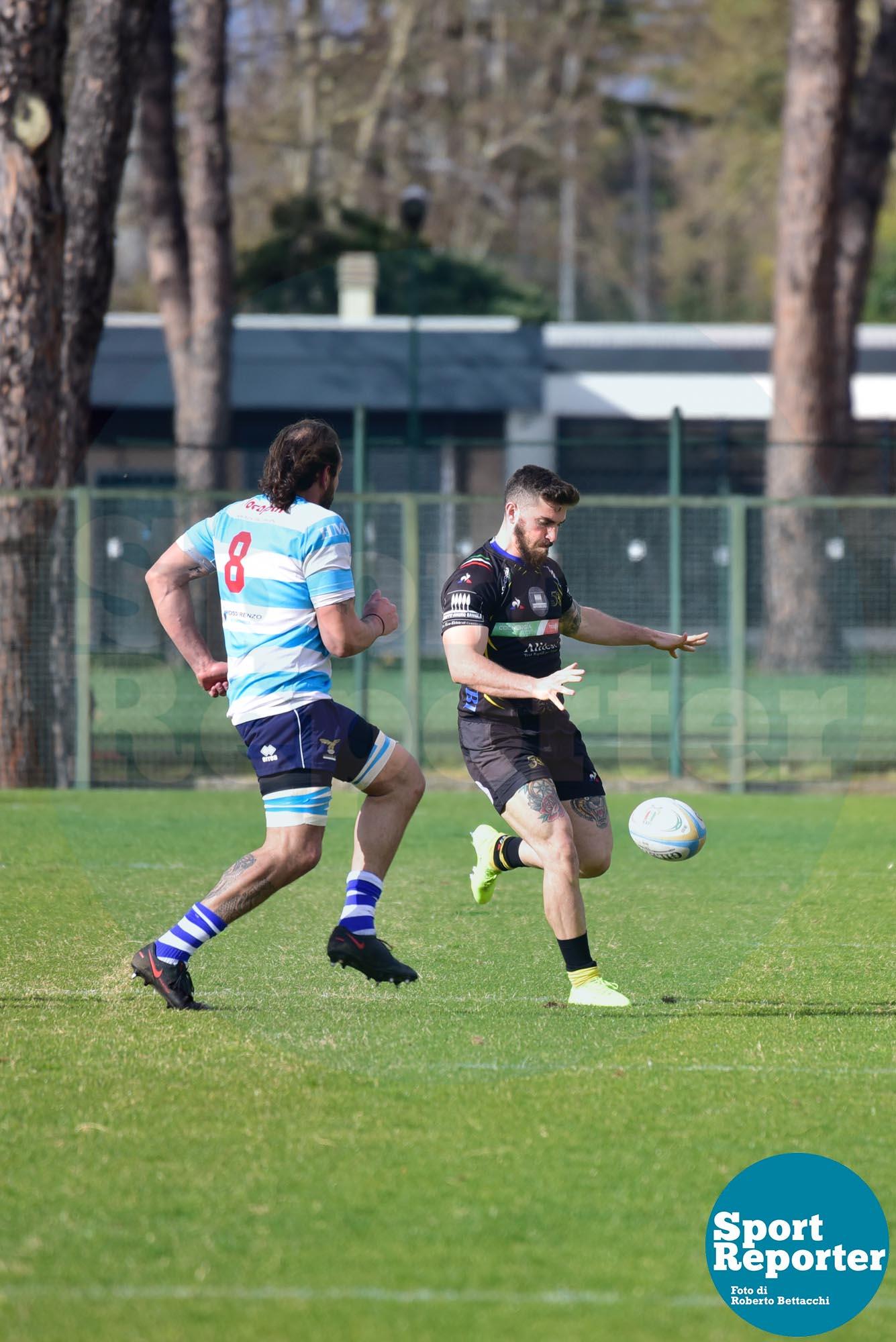 Lazio Rugby vs Viadana© Foto di Roberto Bettacchi