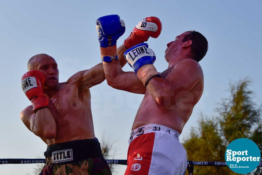 Serhiy Demchemko vs. Milos Jankovic (medio massimi 6 riprese)