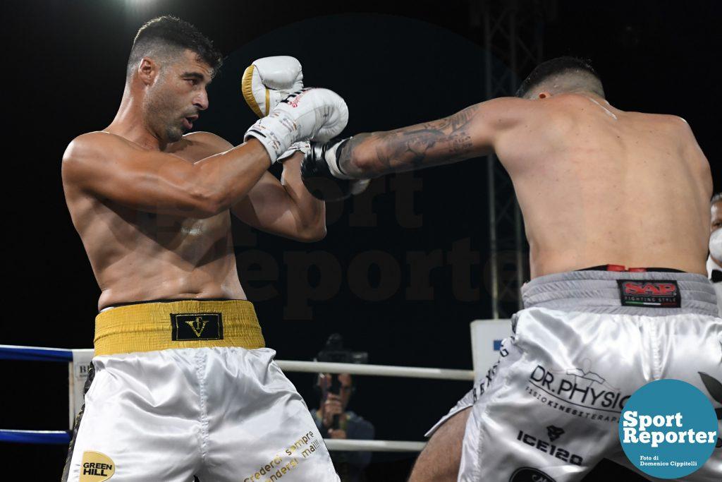 WBC Mediterranean Super Bantamweight Title Fights