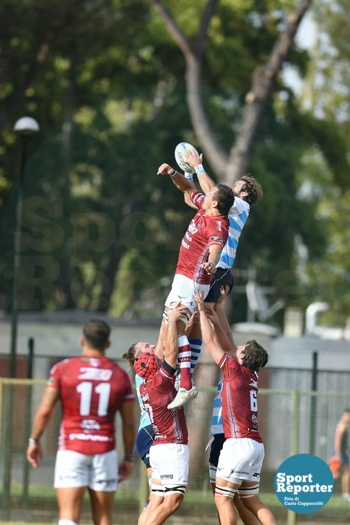 1 GIORNATA TOP10 2021-2022 Lazio Rugby 1927 v Valorugby